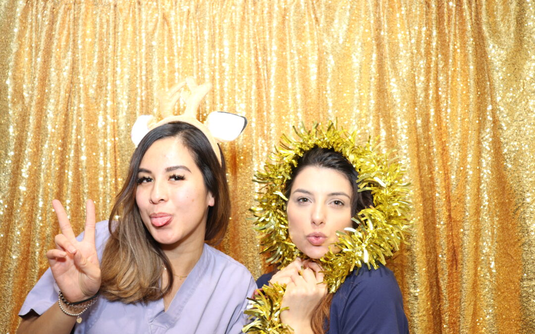 Renting a Photo Booth for a Charismatic Corporate Event in Barrie