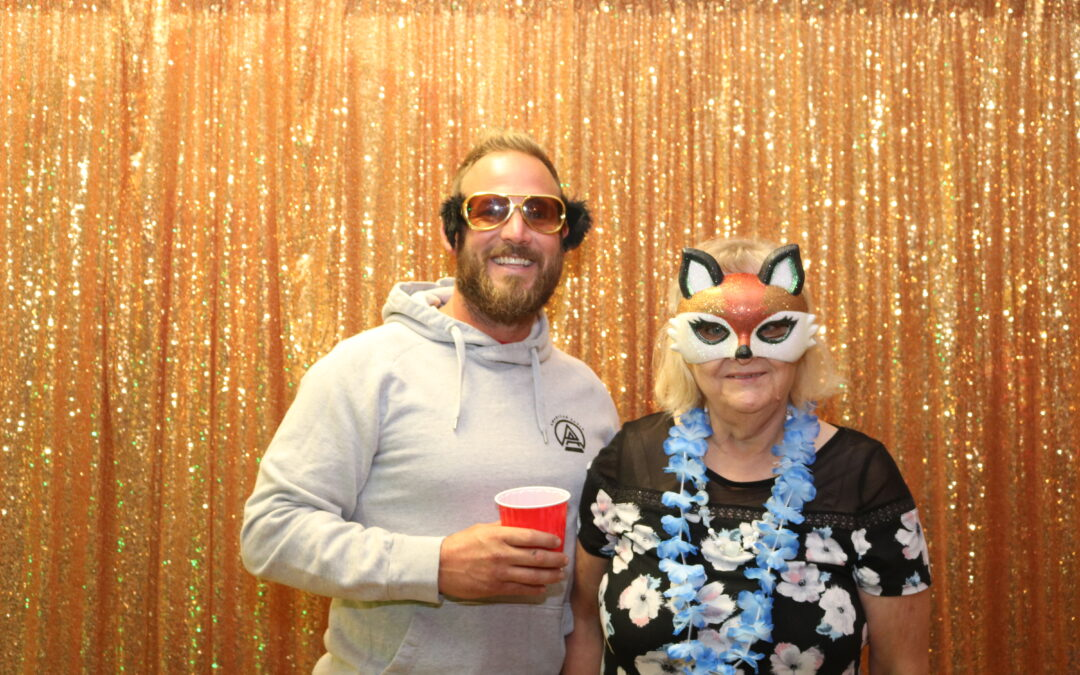 Celebrating Family Day with a Photo Booth in Bracebridge