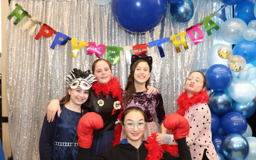 Planning a Congratulations Party with a Photo Booth in Bracebridge